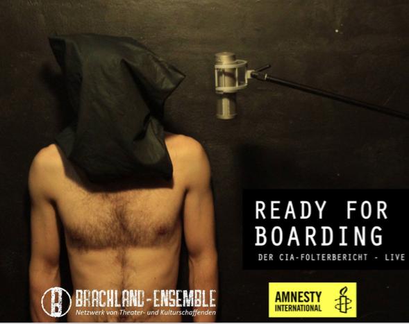 Regie: Ready for Boarding